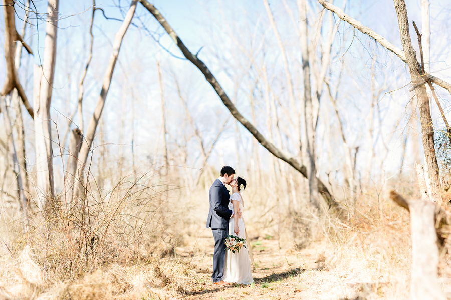 New Jersey Wedding Photographers Brenizer Method