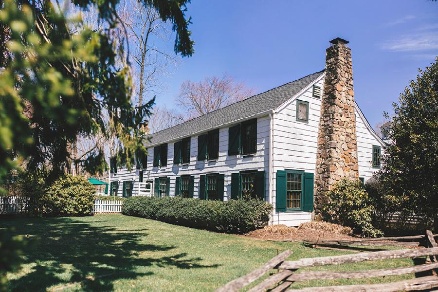 Olde Mill Inn Grain House Wedding