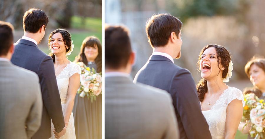 The Grain House Wedding Ceremony