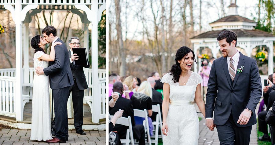 Olde Mill Inn Wedding