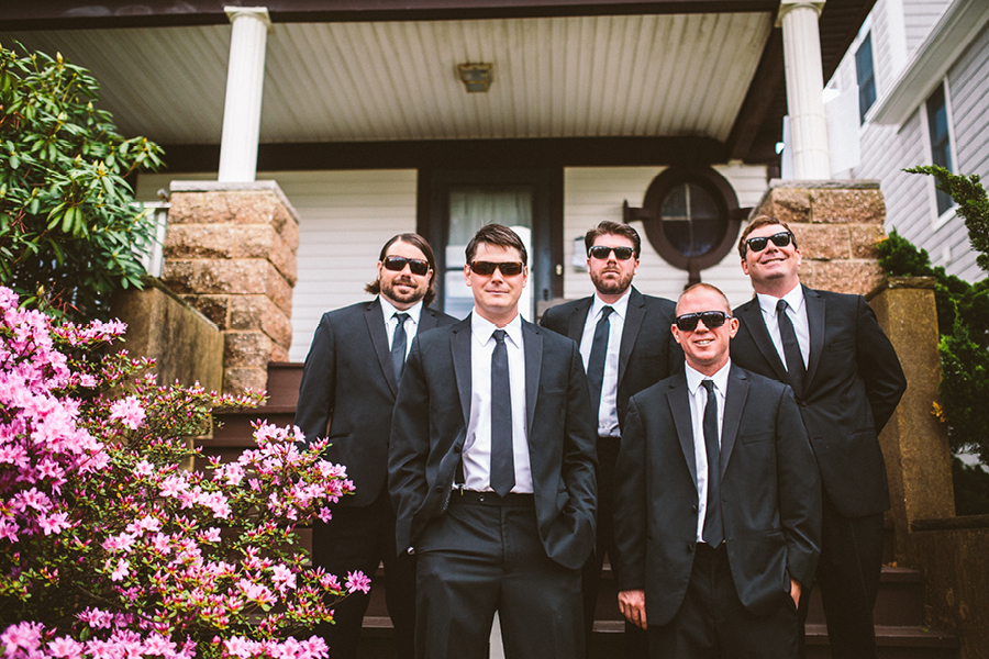 groomsmen photo avon nj