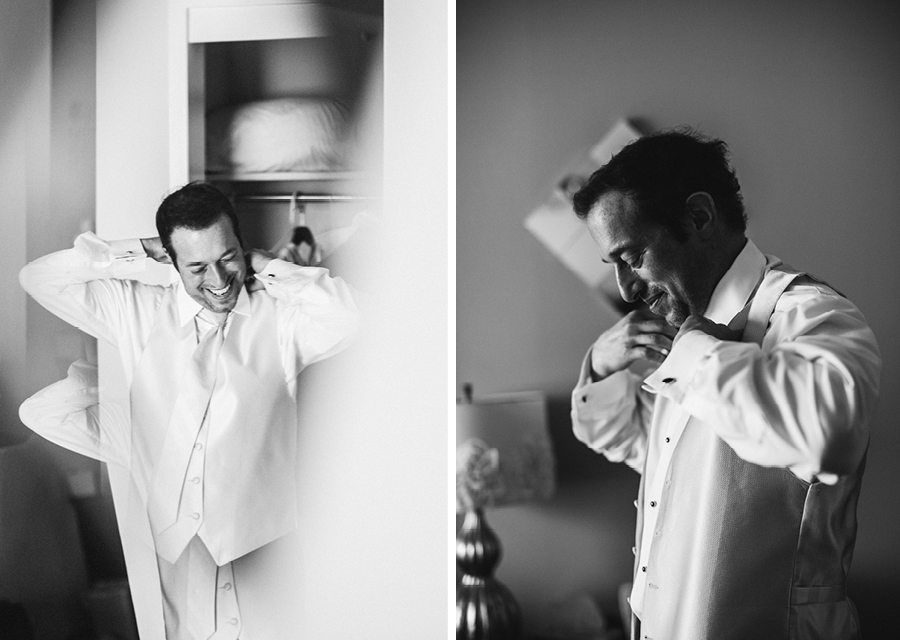 creative groom getting ready photos spring lake nj