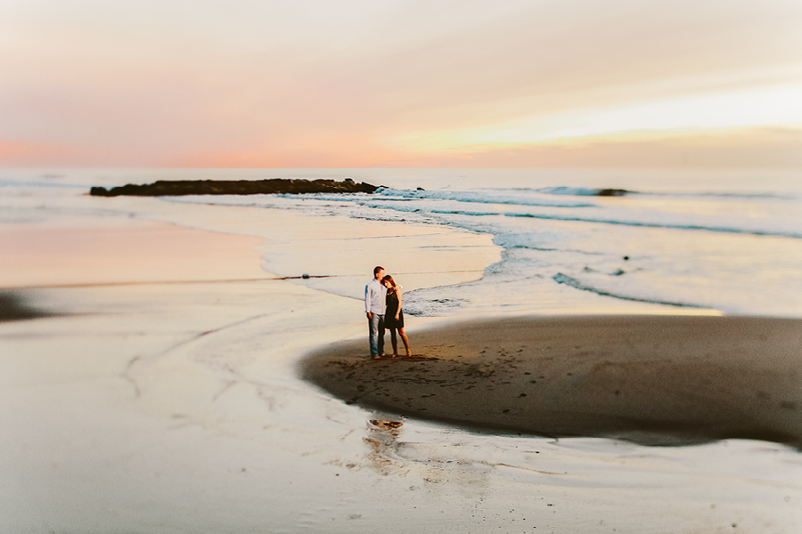 sunrise-engagement-session