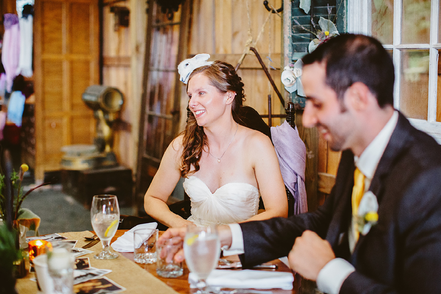 Barn wedding venues in PA