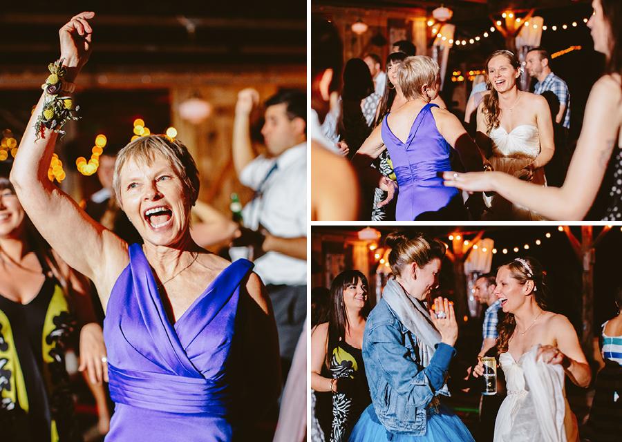 Fiddle Lake Farm Wedding Reception