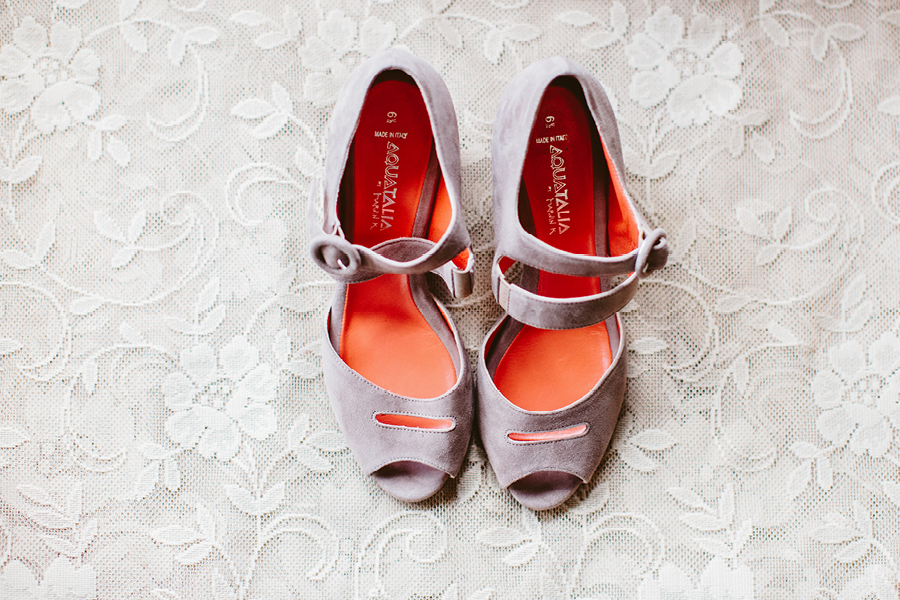 Aquatalia bridal shoes
