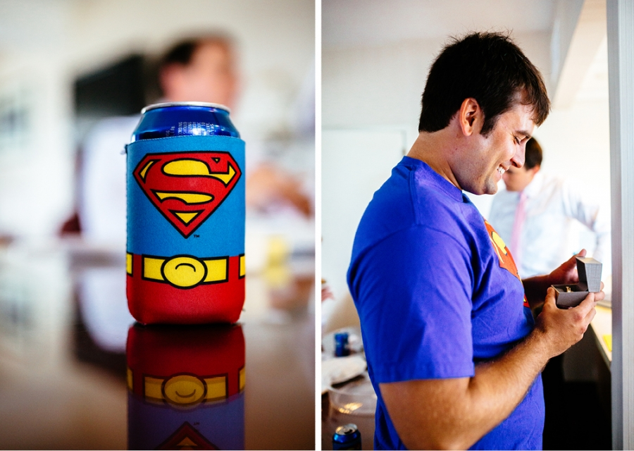 superhero wedding ideas