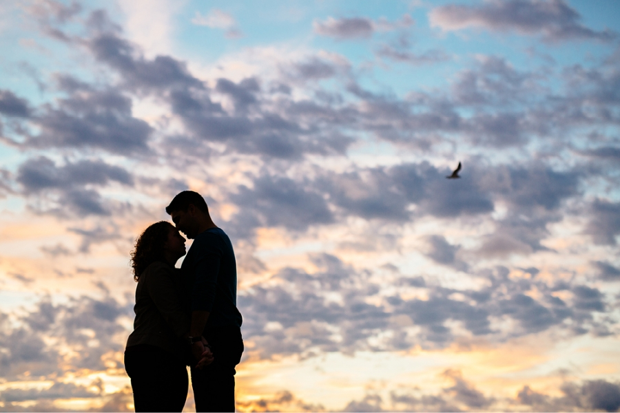 Sunrise-Engagement-Photos-in-New-Jersey