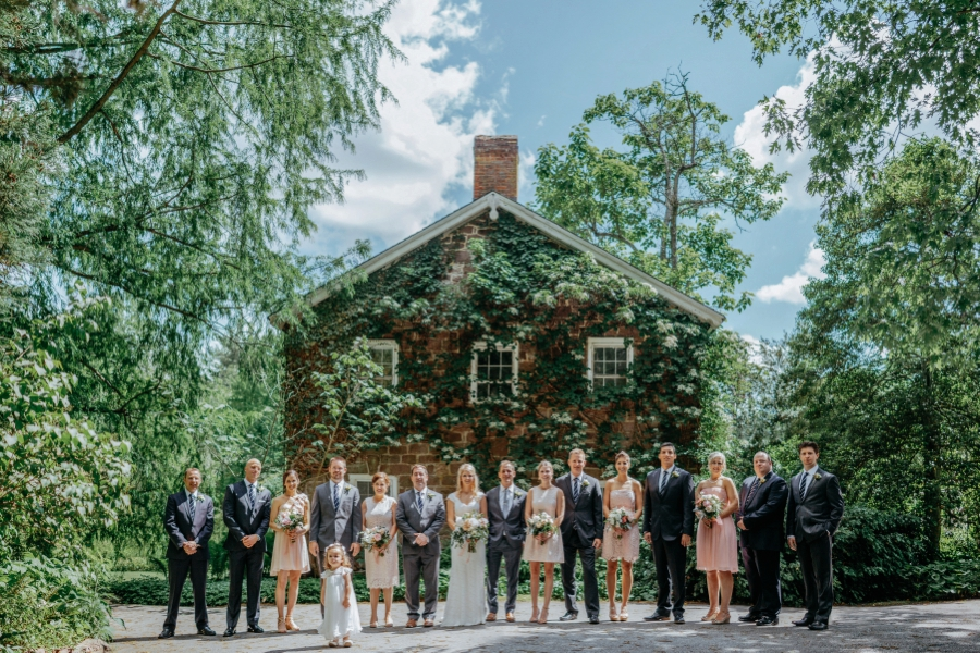 Willowwood Arboretum Wedding 0091