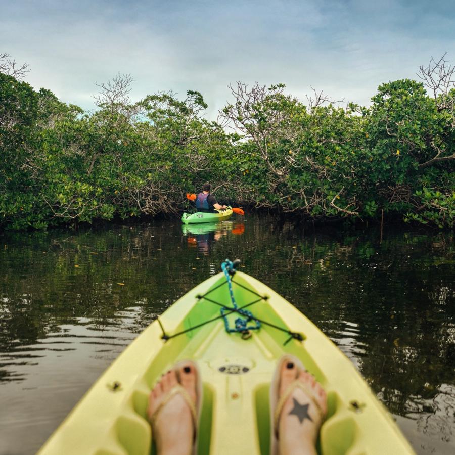 kayaking-in-key-largo