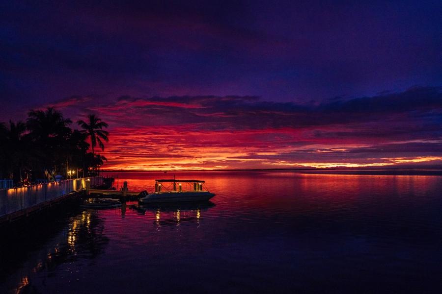 sunset-florida-bay