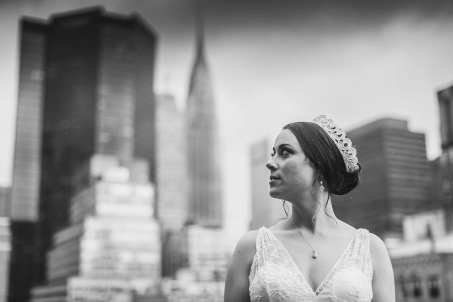 Union League Club Wedding Photographers